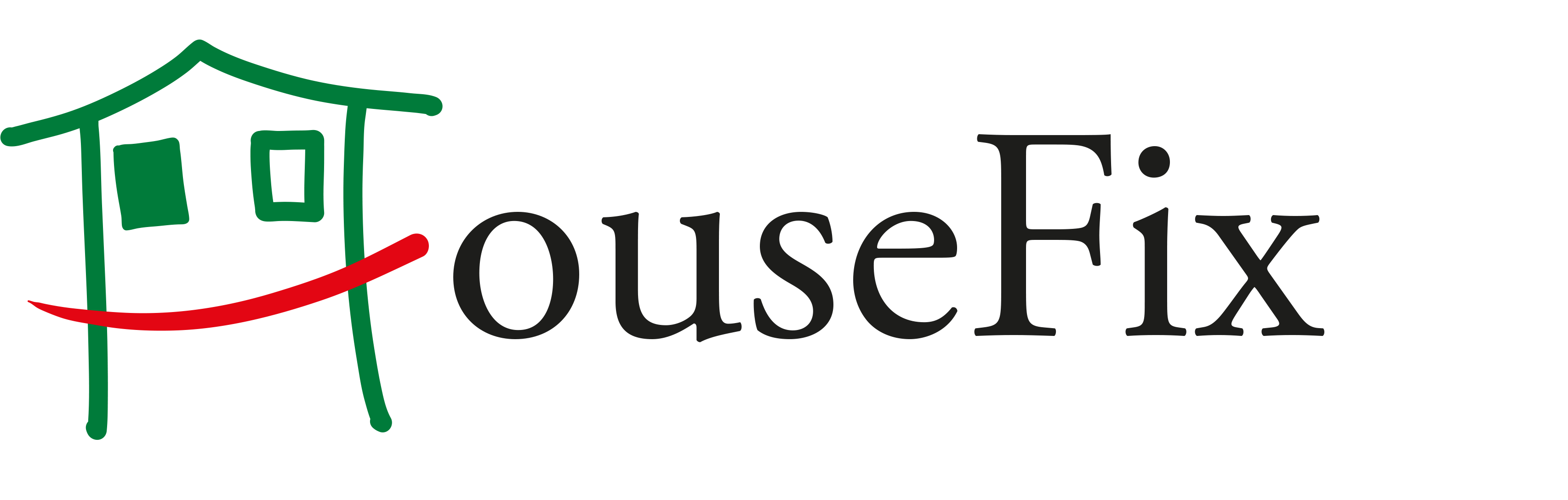 HouseFix klusjesdienst logo